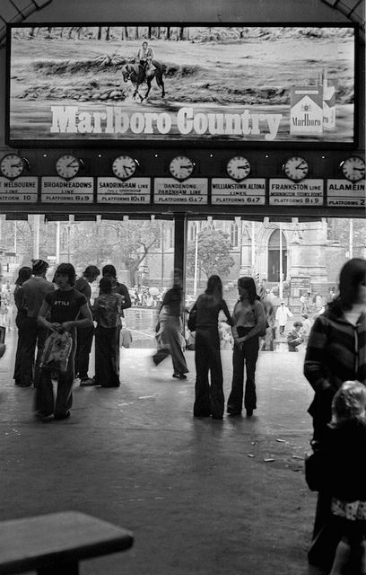 Hung Up On Retro: Melbourne in the 1970's