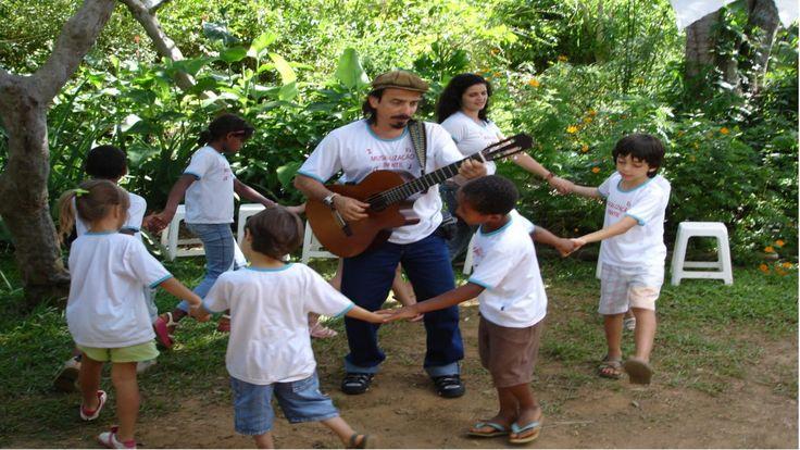 Musicalização Infantil - Atividade com o Corpo - Cursos CPT