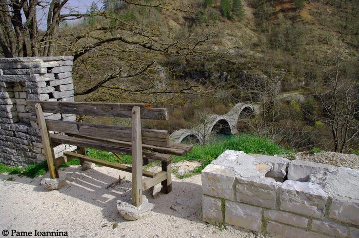 PLAKIDAS OR KALOGERIKO (MONK) BRIDGE