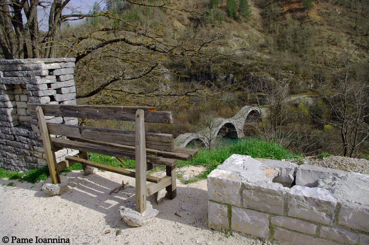 PLAKIDAS OR KALOGERIKO (MONK) BRIDGE