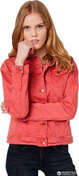 Джинсовая куртка Tom Tailor TT 35332840070 5556 XS Красная