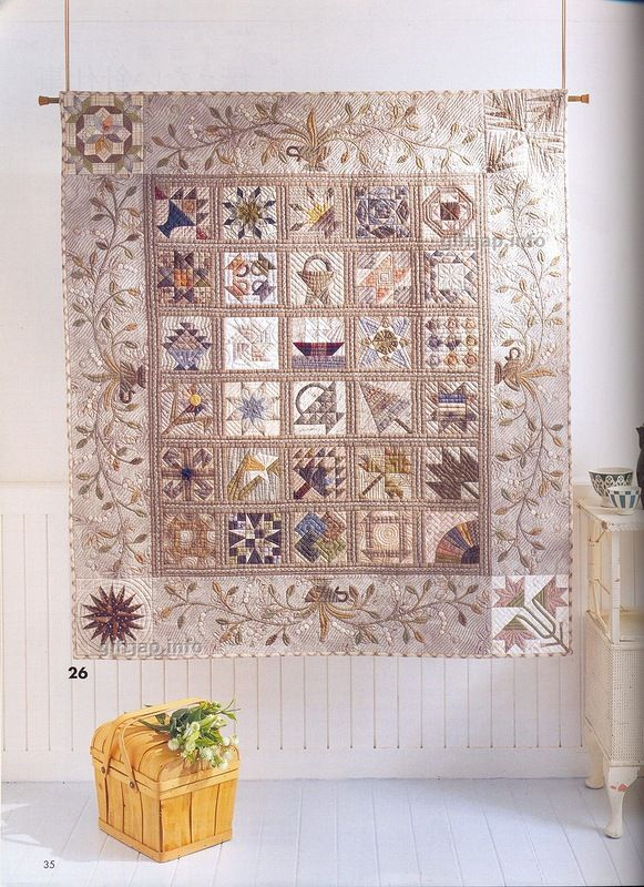 82 best Yoko Saito and Other Japanese Quilts images on Pinterest ... : quilts japan magazine - Adamdwight.com