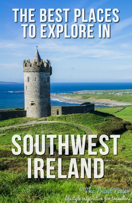 Exploring South West Ireland: Galway, Cliffs of Moher, Dingle & Cork | via thetraveltester.com