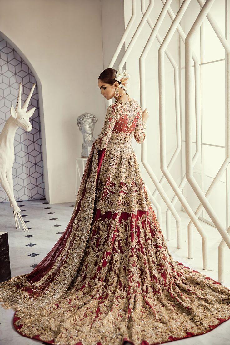 SIRENE pakistani wedding  Pakistanische brautkleider, Indische