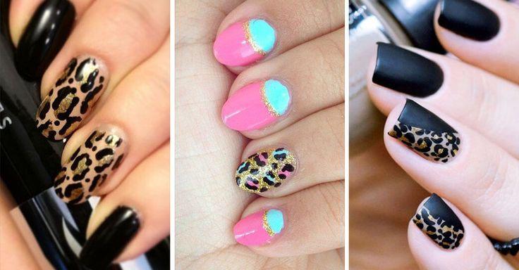 50 Ideas para tener las uñas decoradas animal print - https://xn--decorandouas-jhb.net/50-ideas-para-tener-las-unas-decoradas-animal-print/