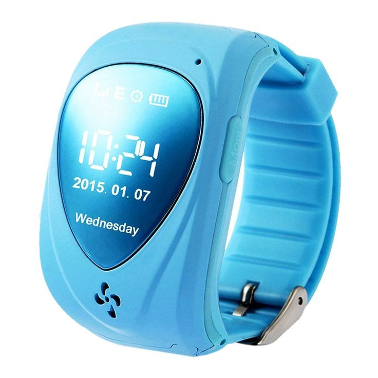 TOOGOO(R) Waterproof Smart Wrist Watch GSM/GPRS Real Time Tracking Alarm for Kids With Google Map SIM Card Slot SOS Call Button And Mobile Apps (Blue). GPS Precise Positioning : Control the accuracy of GPS satelite location within 10 meters;. Fast Response Speed: lock the real time location within a few seconds;. Excellent life battery: Ultra-long standby time up to 50 hours;. Safety and Low Radiation:Electromagnetic radiation is 90% lower than smart phone;. Support one-touch dial and…