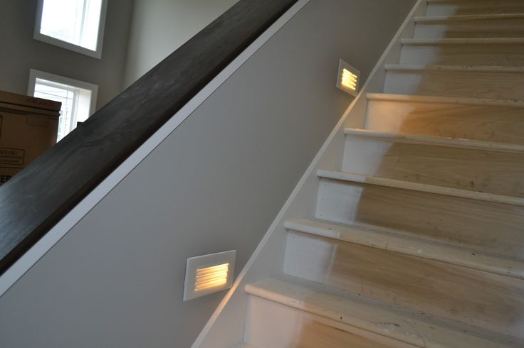 Lighting Basement Washroom Stairs: 14 Best Ideas For My Staircase Remodel Images On Pinterest