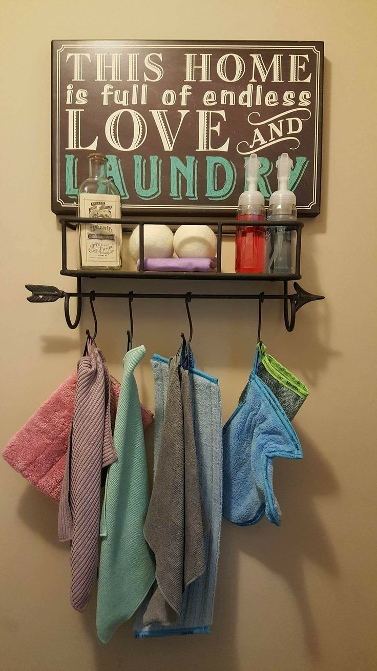 Norwex and laundry storage solution idea  Norwex  Norwex cleaning Laundry storage Norwex party