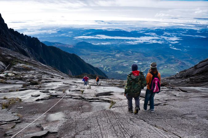 Kinabalu Park Canopy Walkway and Poring Hot Springs Full-Day Tour from Kota Kinabalu - Lonely Planet