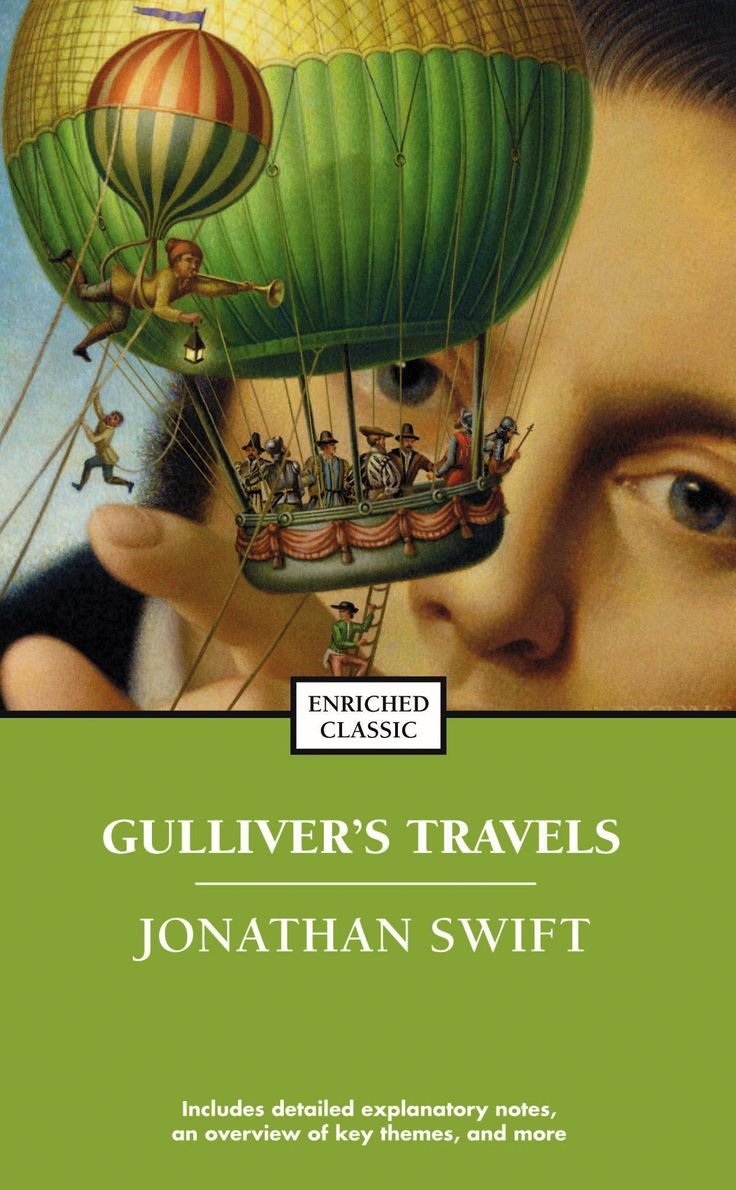 gulliver's travels book cover - Google Search
