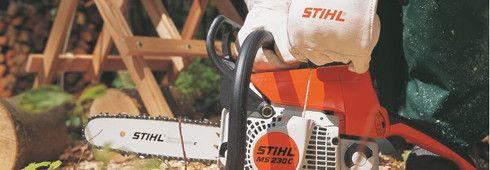 Choisir la bonne scie à chaîne STIHL   Atelier Jean Guglia et Fils Enr.