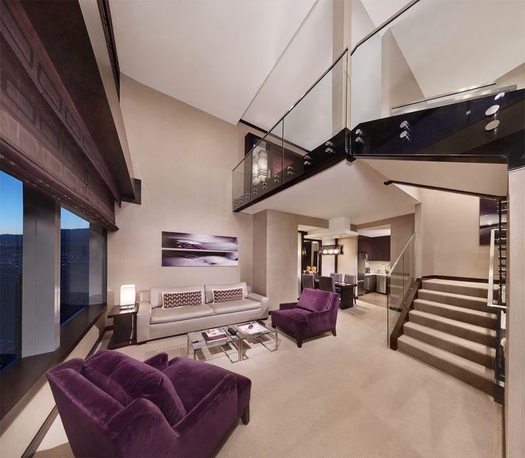 Vdara - Las Vegas, inside suite/penthouse - gallery
