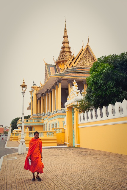 On the Street - Phnom Penh, Cambodia