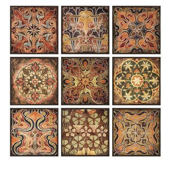 Tuscan Decorative Wall Panels