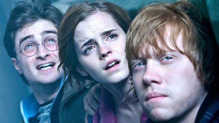 Hermione, Ron et Harry Potter à nouveau réunis dans un film
