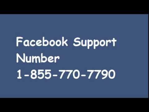 facebook phone number 1 855 770 7790.
