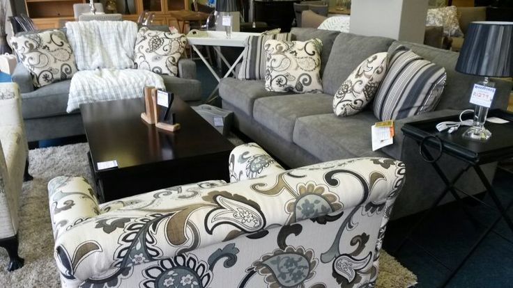 Lounge suite from Wakeford's Furnishing could work well with muted greys, beiges and creams