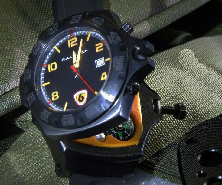 Survival Wrist Watch -- Increase your time of endurance in the unrelenting jungle by wearing the endurance wrist wristwatch. Moremountainous than Rambo and Bear Grylls combined, this wristwatch attitude up to all climate conditions and features a myriad of profitable tools.
