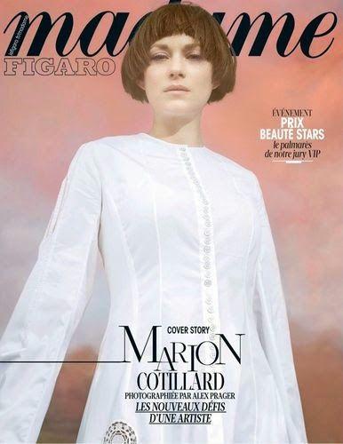 Marion Cotilard por  Alex Prager na Madame Figaro magazine    por Fábio Monnerat | Über Fashion Marketing       - http://modatrade.com.br/marion-cotilard-por-alex-prager-na-madame-figaro-magazine