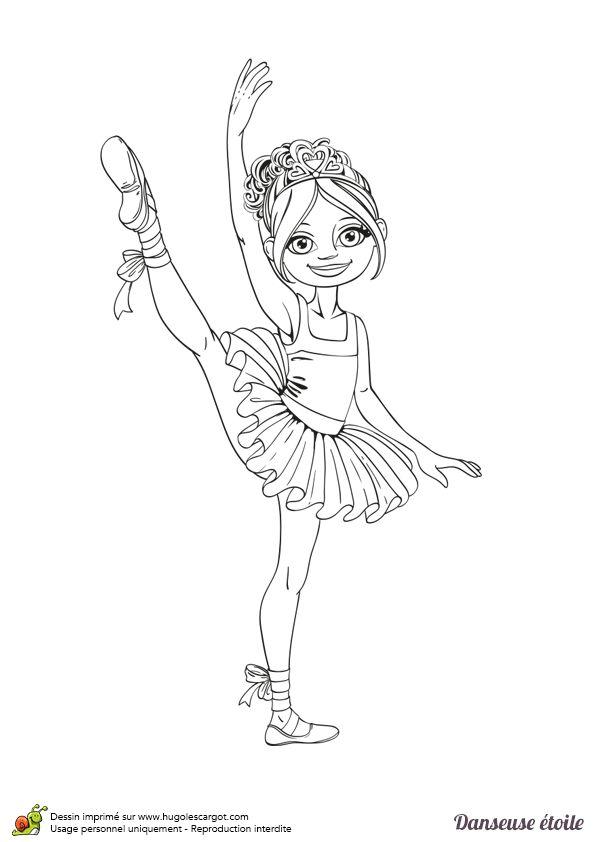Les 61 meilleures images propos de coloriages de danse - Danseuse orientale dessin ...
