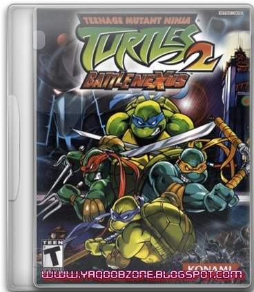 Teenage Mutant Ninja Turtles 2 Battle Nexus PC Game Free Download | Free Softwares & Games