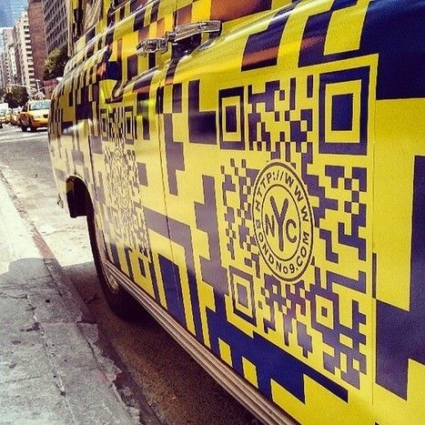 Yellow Cab NYC | QRdressCode | Scoop.it