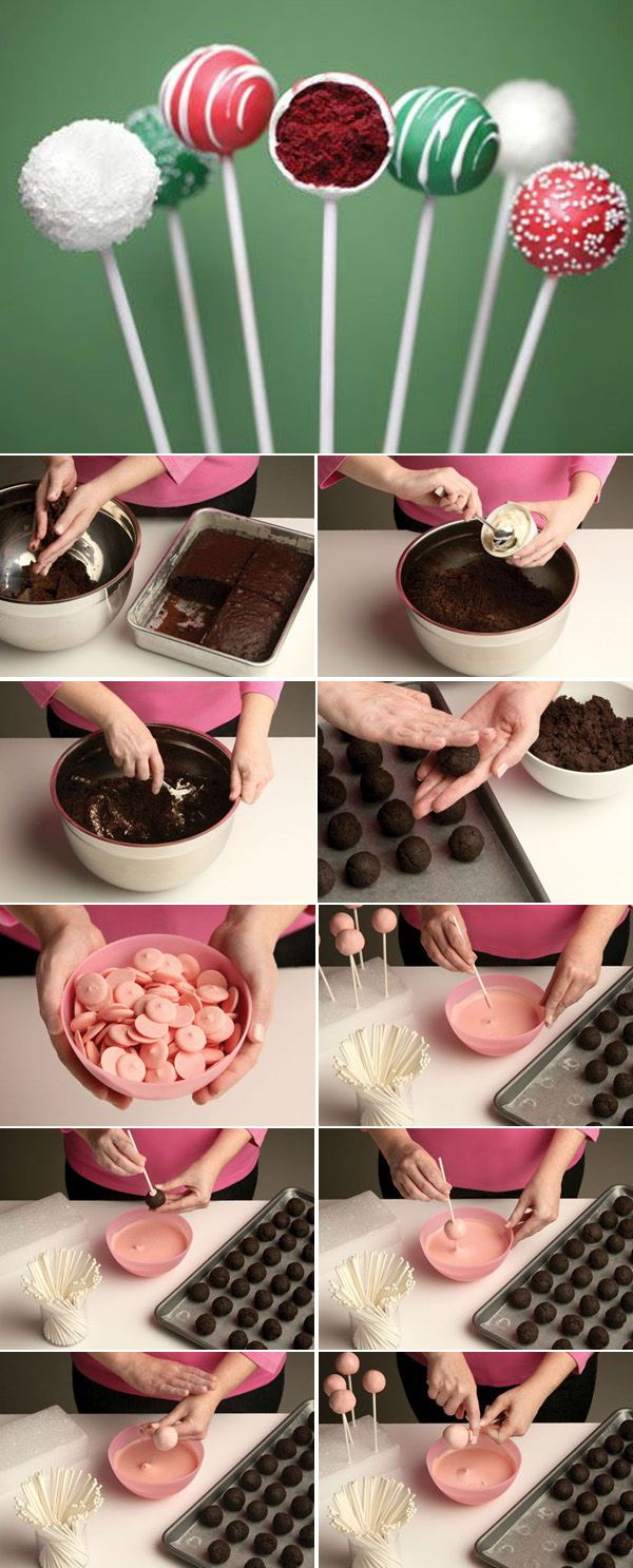 Pink fondant you can also use to decorate chocolate bombs. Fondant is soft and with it are coated cakes and cookies. Fondant is easy to use like plasticine.