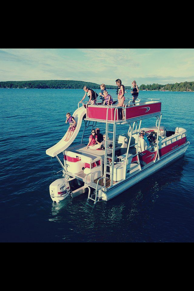 1000 Ideas About Pontoons On Pinterest Pontoon Boats