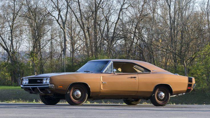 1969 Dodge Hemi Charger 500 - 1