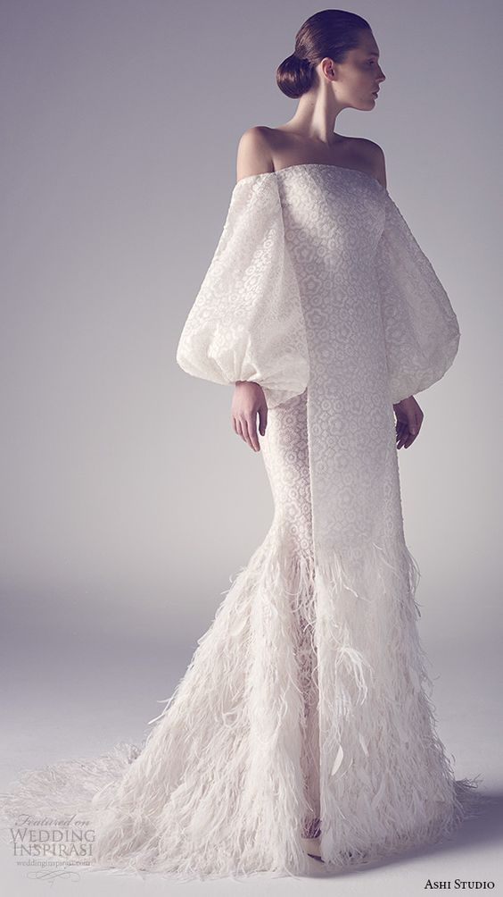 Ashi Studio Spring 2015 Couture Collection | Wedding Inspirasi: