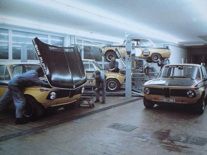 Hakkalocken bmw alpina automobiles rotiques for Garage bmw chambery 73