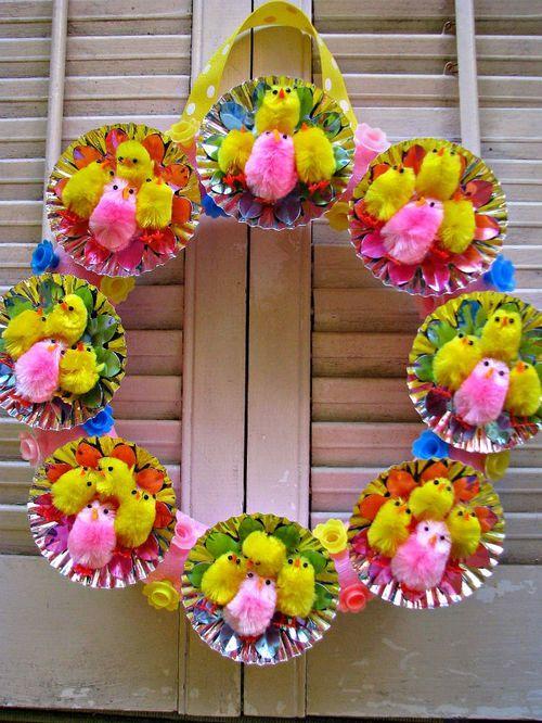 ★chick wreath
