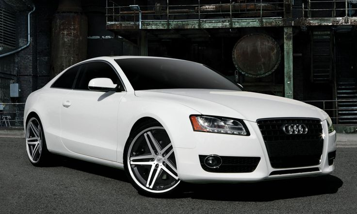 Permalink to Audi A5 2011 White