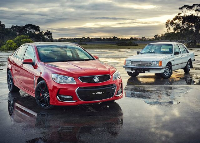AutoNewCarsBlog: 2016 Holden VFII Commodore