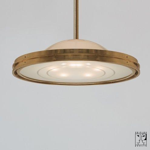 Deckenleuchte Berlin Im Stil Der Deutschen Bauhaus Moderne 75cm Diam EUR1850