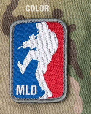 MilSpec Monkey MLD Initials - Major League Door Kicker FULL COLOR by Milspec Monkey. $7.99. MilSpec Monkey MLD Initials - Major League Door Kicker FULL COLOR