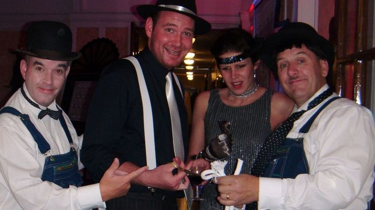 Close-up Magicians are a great addition to your party but having two that look, sound and perform as Laurel and Hardy is the ultimate party piece that you and your guests will be talking about for years to come. We will fit within your budget and we will add a real WOW factor to your party.