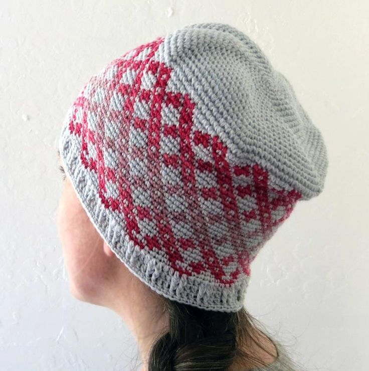 Looking for your next project? You're going to love All Ages Checkers Beanie by designer Deja Jetmir.