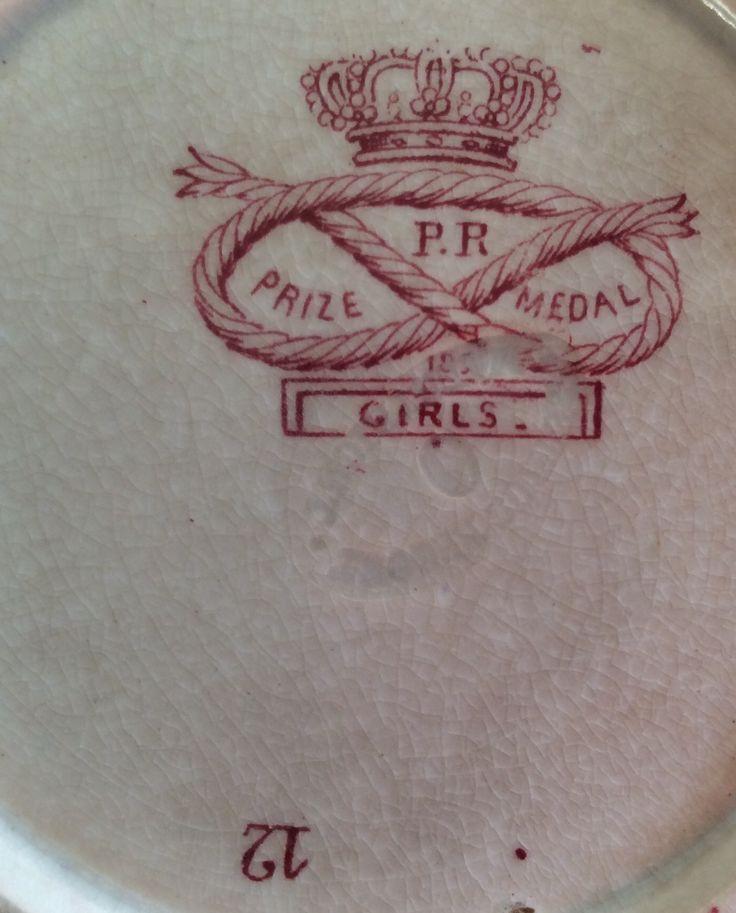 Petrus Regout - Girls