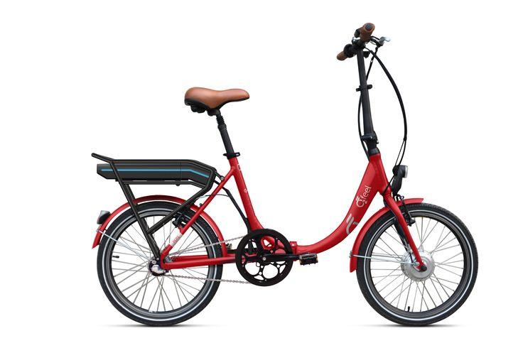 ➨ Le Peps bas est équipé des mêmes composant que le premier vélo électrique pliant O2Feel, élu vélo électrique pliant 2014. Il s'agit du deuxième modèle ...