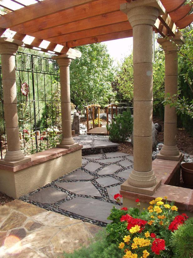 StayScape: Ideas, Asian Garden, Pergolas, Outdoor, Backyard, Design, Vacation Landscapes