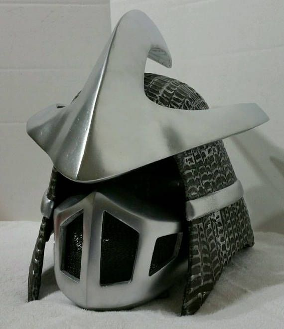 Shredder Tmnt Prop Costume Cosplay Helmet Tmnt Teenage Mutant