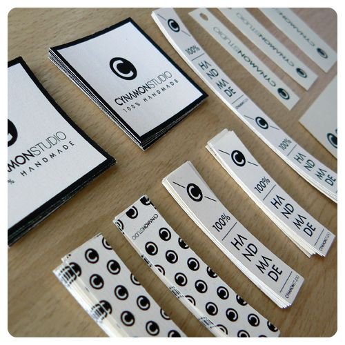 hang tags & labels
