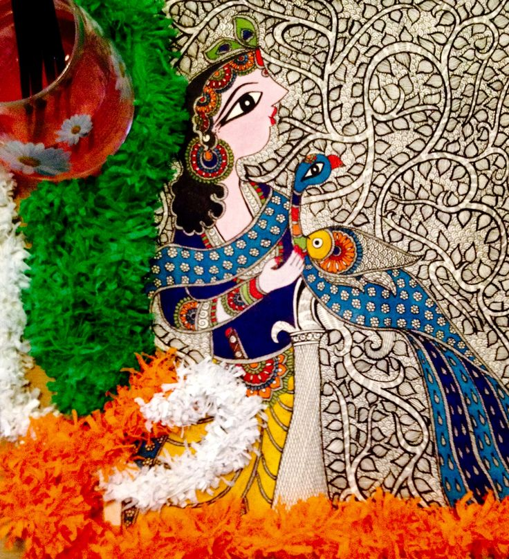 FREEDOM OF SOUL -HAPPY INDEPENDENCE DAY & KRISHNAASTMI !!