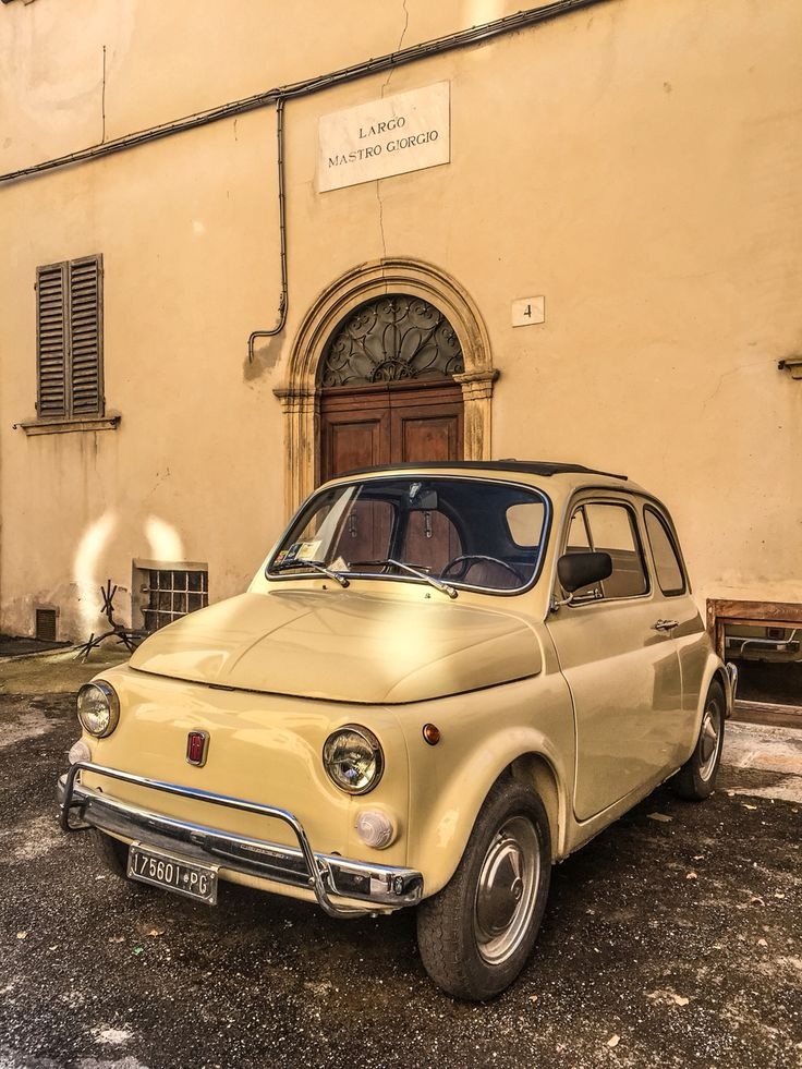 Best Classic Cars Images On Pinterest Car Fiat And