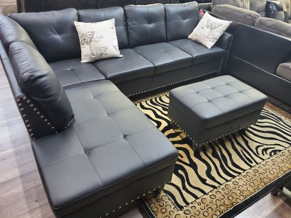 Super Deal New Sectional With Free Rug And Ottoman For Sale In Sacramento Ca Offerup In 2020 Sectional Ottoman Super Deal