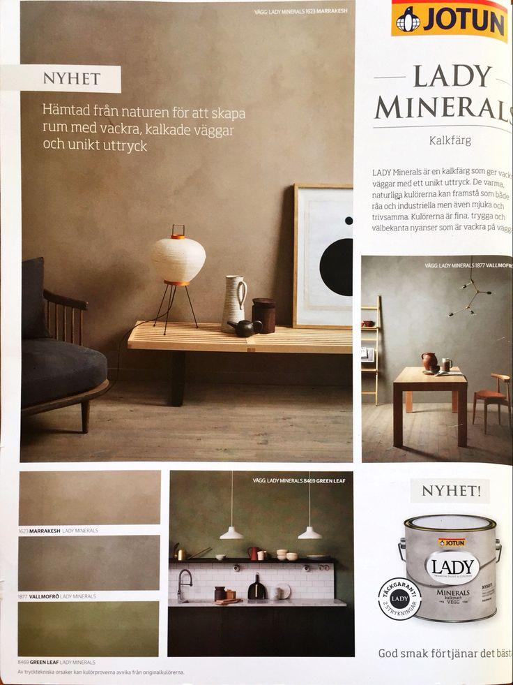 Jotun Lady Minerals Kalkfärg