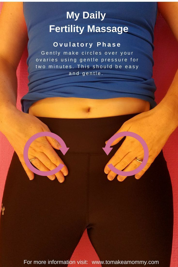 Pressure in abdomen early sign of pregnancy