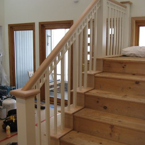 Staircase Railing Replacement Croselemke Com Staircase