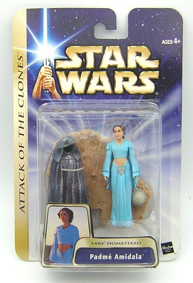 Episode 2 Attack of the Clones Action Figures 2002 Collection 1 New Star Wars